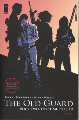 Picture of OLD GUARD TP BOOK 02 FORCE MULTIPLIED (MR)