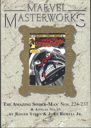 Picture of MMW AMAZING SPIDER-MAN HC VOL 22 DM VAR ED 293