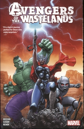 Picture of AVENGERS OF THE WASTELANDS TP