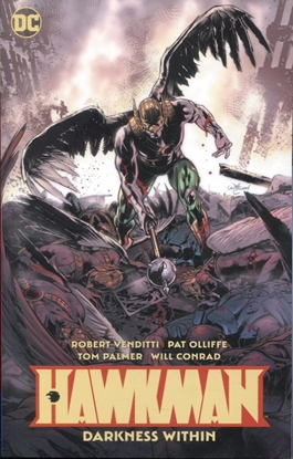 Picture of HAWKMAN VOL 03 DARKNESS WITHIN TP