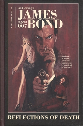 Picture of JAMES BOND REFLECTIONS OF DEATH HC (C: 0-1-0)