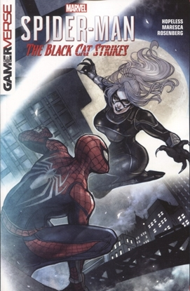Picture of MARVELS SPIDER-MAN TP BLACK CAT STRIKES