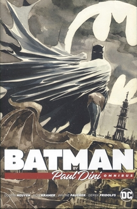 Picture of BATMAN BY PAUL DINI OMNIBUS HC