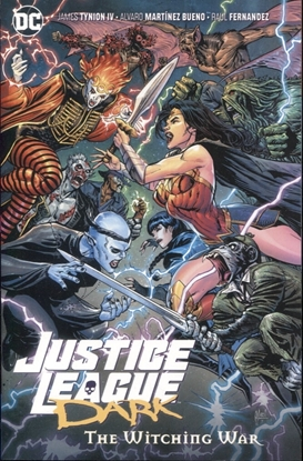 Picture of JUSTICE LEAGUE DARK TPB VOL 3 THE WITCHING WAR
