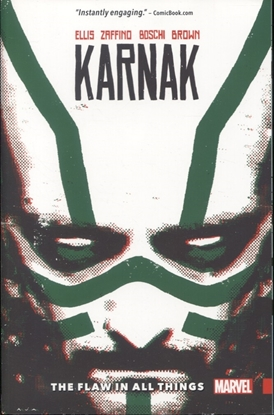 Picture of KARNAK TP FLAW IN ALL THINGS