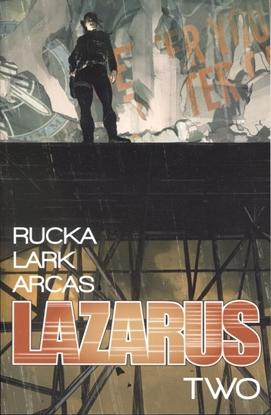 Picture of LAZARUS TPB VOL 2 LIFT (MR)