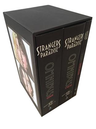 Picture of STRANGERS IN PARADISE OMNIBUS SC ED NEW PTG (C: 0-1-1)