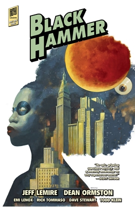 Picture of BLACK HAMMER LIBRARY ED HC VOL 2