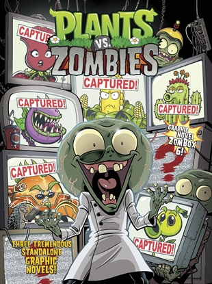Picture of PLANTS VS ZOMBIES HC VOL 06 BOXED SET