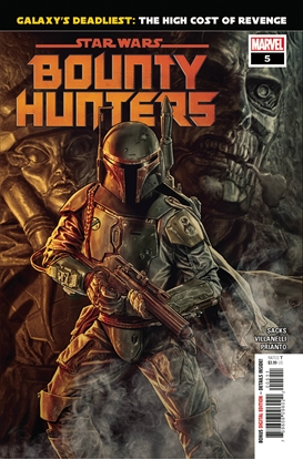 Picture of STAR WARS BOUNTY HUNTERS #5