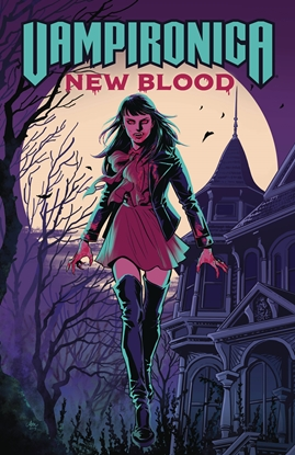 Picture of VAMPIRONICA NEW BLOOD TP