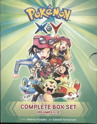 Picture of POKEMON XY COMPLETE BOX SET GN