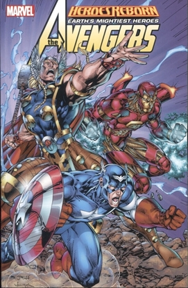 Picture of HEROES REBORN TP AVENGERS NEW PTG