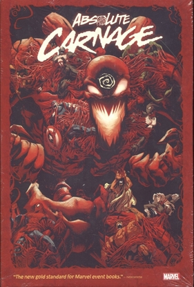 Picture of ABSOLUTE CARNAGE OMNIBUS HC