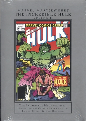 Picture of MMW INCREDIBLE HULK HC VOL 14