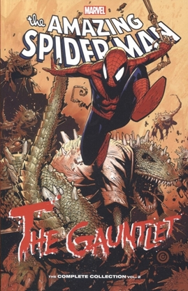 Picture of SPIDER-MAN GAUNTLET COMPLETE COLLECTION TP VOL 02