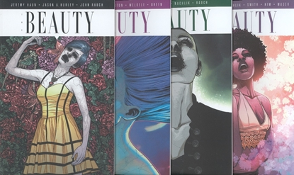 Picture of BEAUTY VOL 1 2 3 4 5 TPB SET