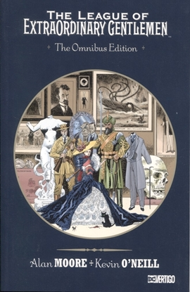 Picture of LEAGUE OF EXTRAORDINARY GENTLEMEN OMNIBUS TP