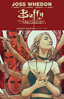 Picture of BUFFY VAMPIRE SLAYER LEGACY EDITION TP VOL 2
