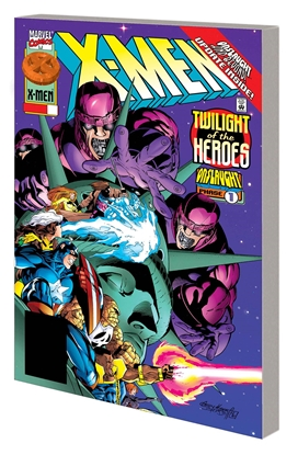 Picture of X-MEN AVENGERS ONSLAUGHT TP VOL 2