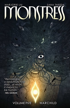 Picture of MONSTRESS TP VOL 5