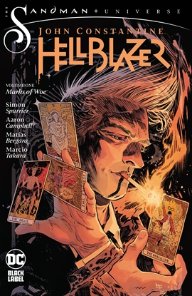Picture of JOHN CONSTANTINE HELLBLAZER VOL 1 MARKS OF WOE TP