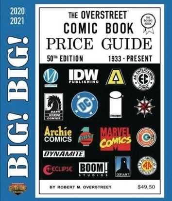 Picture of BIG BIG OVERSTREET PRICE GD VOL 50