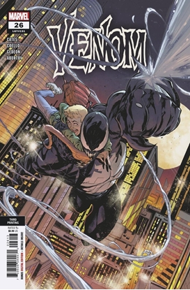 Picture of VENOM #26 3RD PRINT VARIANT
