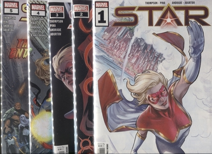 Picture of STAR #1-5 SET