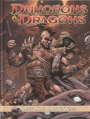 Picture of DUNGEONS & DRAGONS DARK SUN HC VOL 01