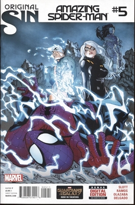 Picture of AMAZING SPIDER-MAN (2014) #5 1ST PRINT