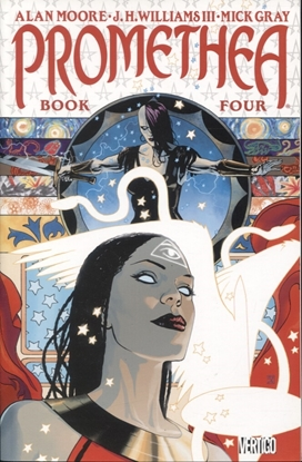 Picture of PROMETHEA TP BOOK 04