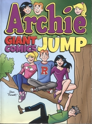Picture of ARCHIE GIANT COMICS JUMP TPB