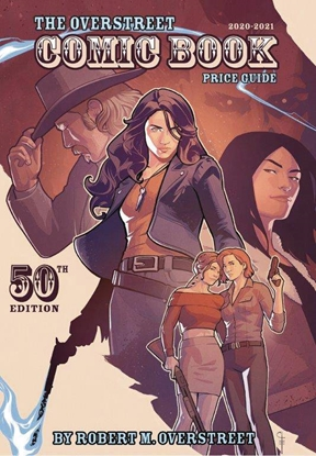 Picture of OVERSTREET COMIC BOOK PRICE GUIDE SC VOL 50 WYNONNA EARP