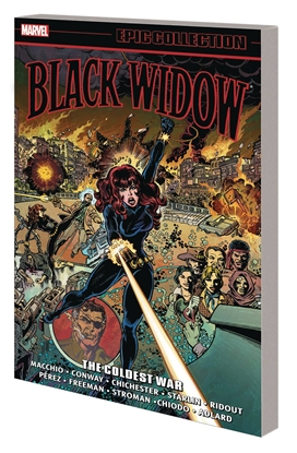 Picture of BLACK WIDOW EPIC COLLECTION TP COLDEST WAR