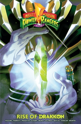 Picture of MIGHTY MORPHIN POWER RANGERS RISE OF DRAKKON TP