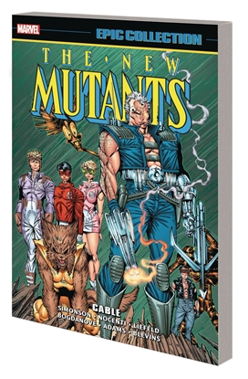 Picture of NEW MUTANTS EPIC COLLECTION TP CABLE