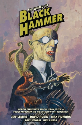 Picture of WORLD OF BLACK HAMMER LIBRARY ED HC VOL 1