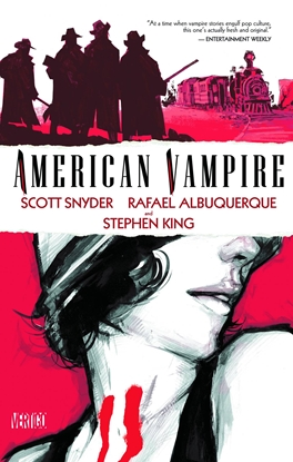 Picture of AMERICAN VAMPIRE TP VOL 1 (MR)