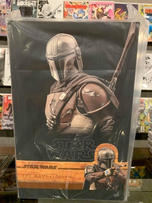 Picture of THE MANDALORIAN SIDESHOW 1:6 SCALE HOT TOY