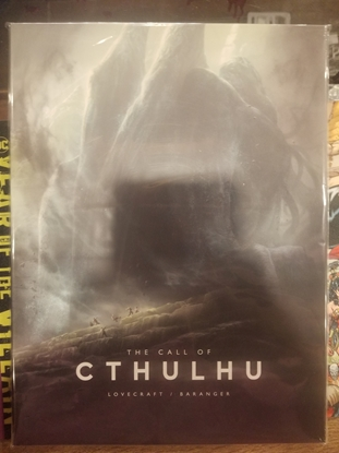 Picture of CALL OF CTHULHU ILLUSTRATED HC (C: 1-1-0)