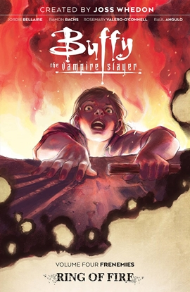 Picture of BUFFY THE VAMPIRE SLAYER TP VOL 4