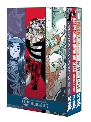 Picture of DC GRAPHIC NOVELS FOR YOUNG ADULTS BOX SET