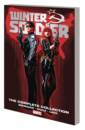Picture of WINTER SOLDIER BY ED BRUBAKER COMPLETE COLLECTION TP NEW PRINTING