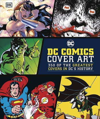 Picture of DC COMICS COVER ART HC