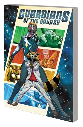 Picture of GUARDIANS OF THE GALAXY BY EWING TP VOL 1 THEN ITS US