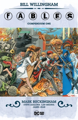 Picture of FABLES COMPENDIUM ONE TP