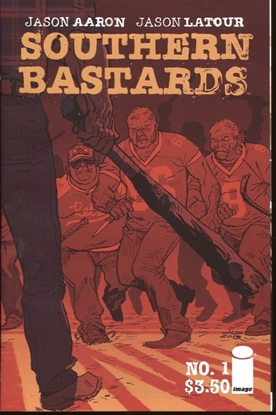 Picture of SOUTHERN BASTARDS (2014) #1 1ST PRINT NM