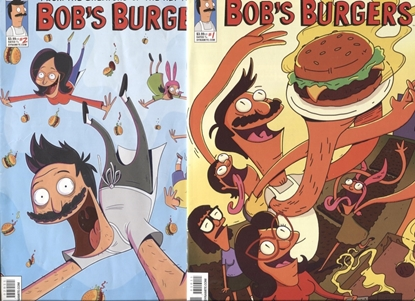 Picture of BOB'S BURGERS #1 & 2 (2014)
