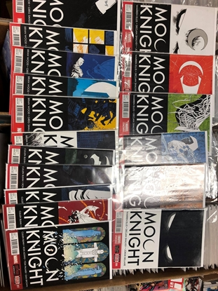 Picture of MOON KNIGHT (2014) #1-17 SET